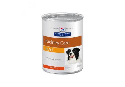 Влажный корм Hill's PD k/d Kidney Care для собак при хронической болезни почек, 370г
