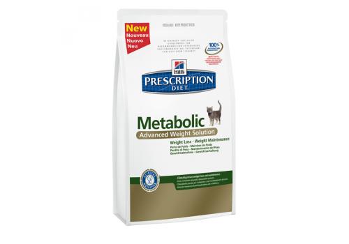 Корм Hill's РD Metabolic для кошек, корреция веса 1.5кг
