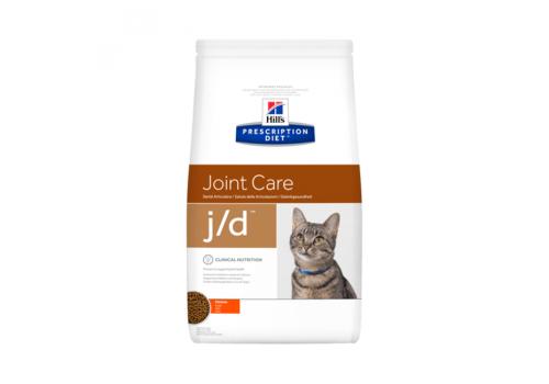 Корм Hill's РD j/d Joint Care для кошек, с курицей, при болезни суставов 2кг