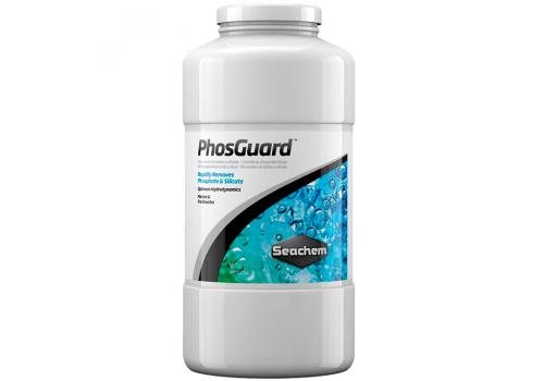 Препарат для контролирования фосфатов Seachem PhosGuard 1000мл