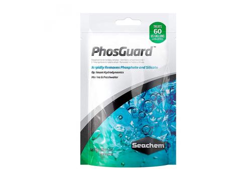 Препарат для контролирования фосфатов Seachem PhosGuard 100мл