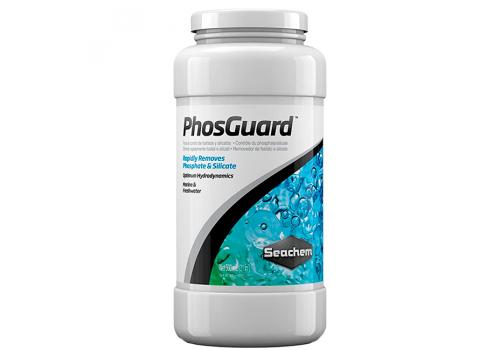 Препарат для контролирования фосфатов Seachem PhosGuard 500мл