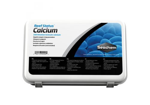 Тест Seachem Reef Status Calcium