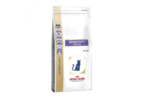 Диета Royal Сanin Sensitivity Control SC27 для кошек при пищевой аллергии 1.5кг