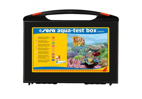 Набор тестов Sera Aqua-test Box Marin