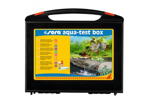 Набор тестов Sera Aqua-test Box
