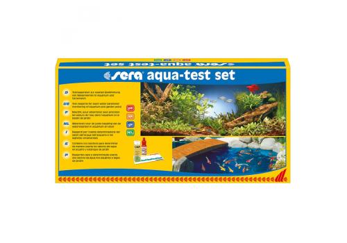 Набор тестов Sera Aqua-test Set