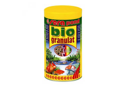 Корм Sera Biogranulat, 1000мл