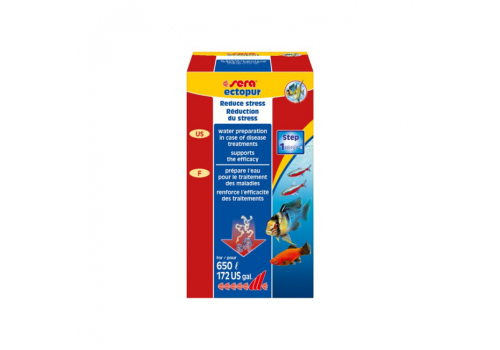 Лекарство для рыб Sera Ectopur, 100мл