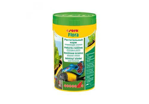 Корм Sera Flora, 250мл