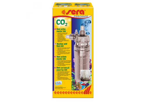 Активный реактор Sera flore CO2 active reactor 500
