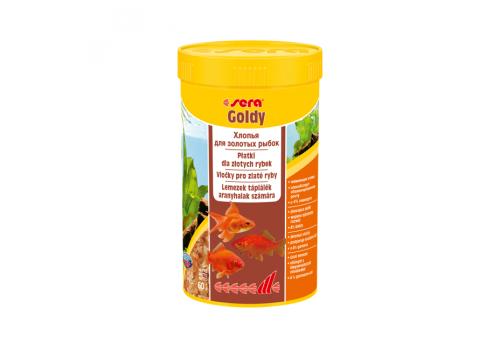Корм Sera Goldy, 250мл
