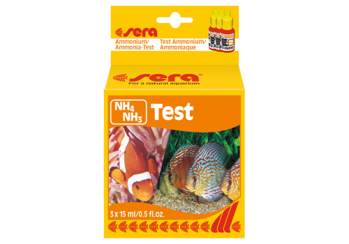 Тест Sera NH4/NH3-Test