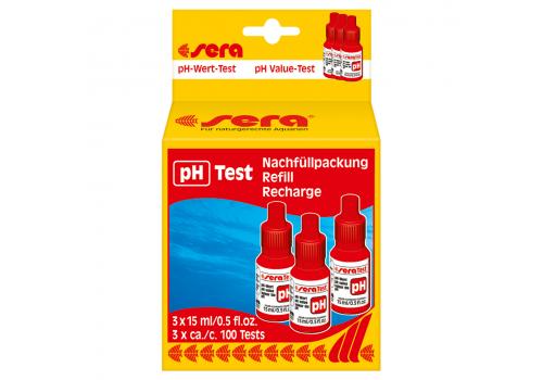 Набор реагентов Sera pH-Test Refill pack