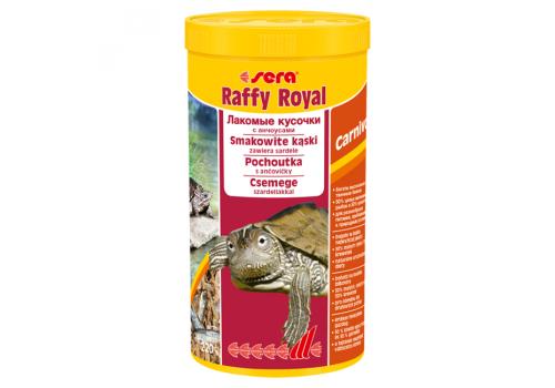 Корм для рептилий Sera Raffy Royal, 1000мл