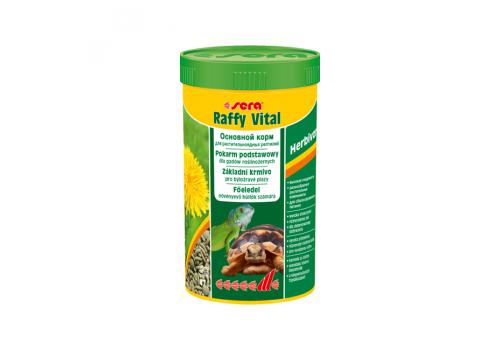 Корм для рептилий Sera Raffy Vital, 250мл
