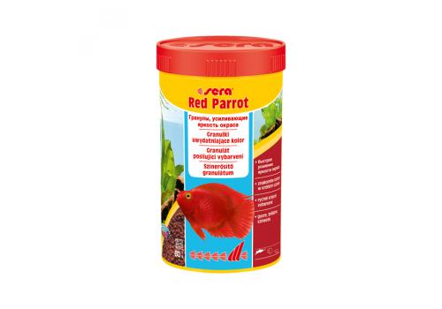 Корм Sera Red Parrot, 250мл