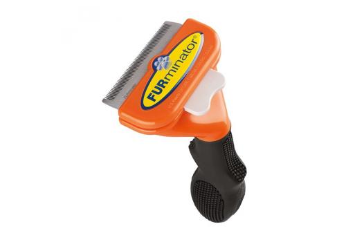 FURminator Short Hair Medium Dog 7см Фурминатор для короткошерстных собак, средних пород