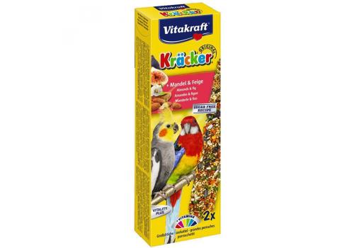 Лакомство для птиц Vitakraft Крекеры для австралийских попугаев фруктовые, 2шт