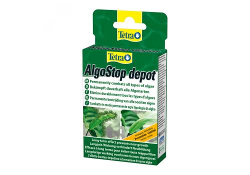 Средство против водорослей Tetra Algo Stop depot, 12таб