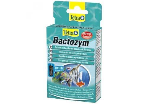Биостартер для аквариума Tetra Bactozym, 10капс