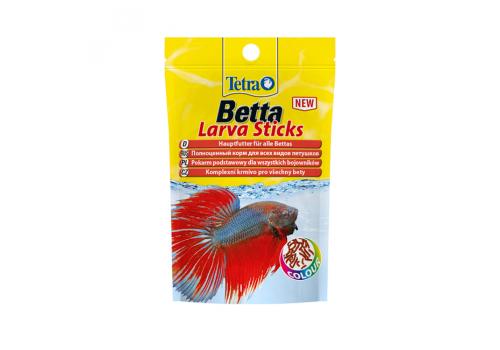 Корм Tetra Betta LarvaSticks, 5г (пакетик)