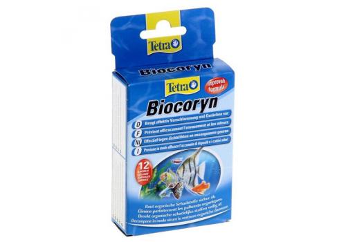 Кондиционер для воды Tetra Biocoryn, 12кап