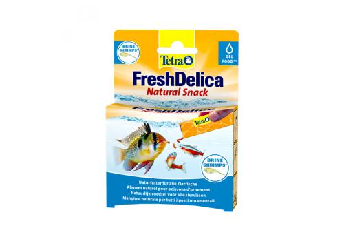 Корм Tetra FreshDelica Brine Shrimps, 48г