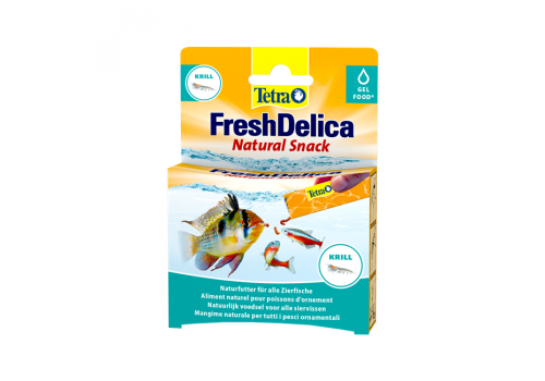Корм Tetra FreshDelica Krill, 48г