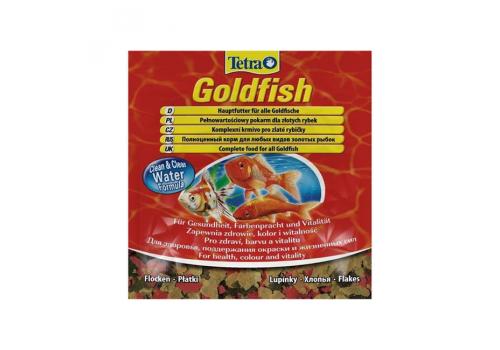Корм Tetra Goldfish, 12г (пакетик)