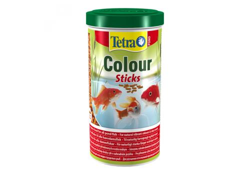 Корм Tetra Pond Colour Sticks, 1000мл