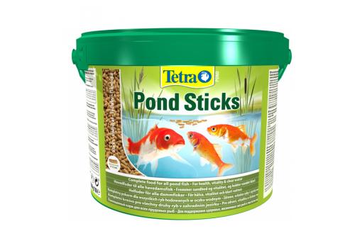 Корм Tetra Pond Sticks, 10л