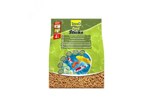 Корм Tetra Pond Sticks, 4л