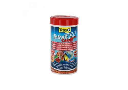 Корм Tetra Pro Colour, 100мл