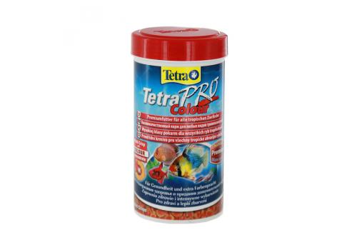 Корм Tetra Pro Colour, 250мл
