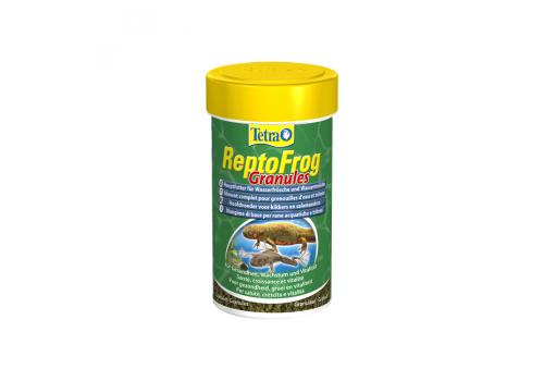 Корм для рептилий Tetra ReptoFrog Granules, 100мл