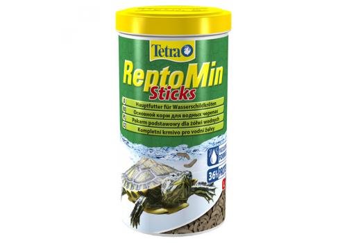 Корм для рептилий Tetra ReptoMin Sticks, 1000мл