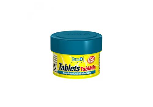 Корм Tetra TabiMin Tablets, 30мл, 58таб