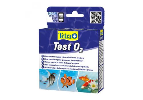 Тест Tetra Test O2