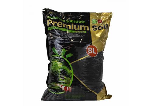 Субстрат ISTA Premium Soil I-601, 8л, 1.5-3.5мм