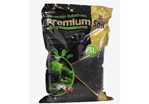 Субстрат ISTA Premium Soil I-606, 3л, 3.5мм