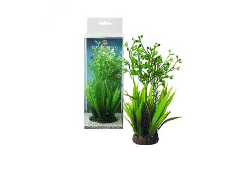 Растение пластиковое Fauna Int композиция №9, 38см
