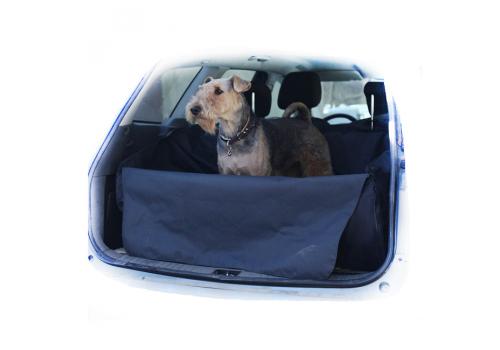 Автогамак OSSO Car Premium для перевозки собак, в багажник