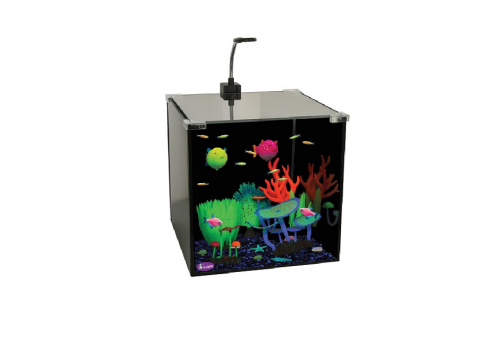 Аквариум Gloxy Glow Set-27, 27л