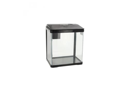 Аквариум Prime LED c фильтром,  7л, черный