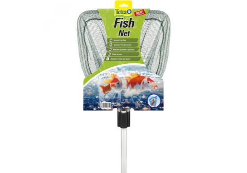 Сачек Tetra Pond Fish Net 6,0мм, с телескопической ручкой