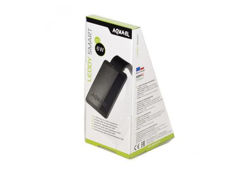 Светильник Aquael Leddy Smart Led Plant 6Вт, черный