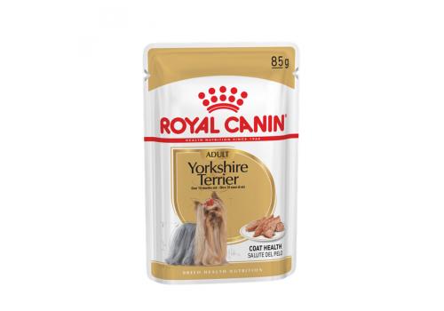 Корм влажный Royal Canin Yorkshire terrier для йоркширского терьера 85г