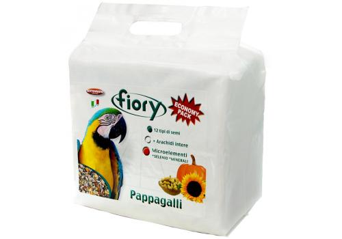 Корм для крупных попугаев Fiory Pappagalli, 2.8кг