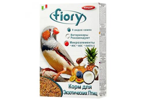 Корм для экзотических птиц Fiory Esotici, 400г